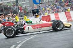 VERVA Street Racing in Warsaw, Poland Stock Photos