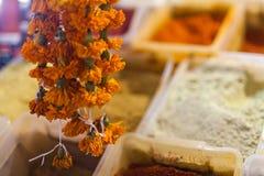 Vervalsing of Imeritinsky-de goudsbloemen van saffraanbloemen stock afbeelding