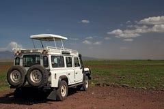 Vervoer 004 safarivoertuig royalty-vrije stock fotografie