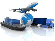 Vervoer Stock Afbeelding