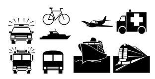 Vervoer Royalty-vrije Stock Foto's