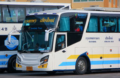 Vervoer Nr per bus 18-198 super snak 15 meter Royalty-vrije Stock Foto