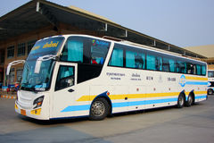 Vervoer Nr per bus 18-198 super snak 15 meter Stock Foto