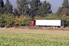 Vervoer op het platteland. Royalty-vrije Stock Fotografie