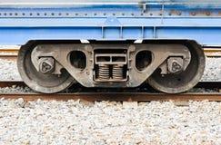 Vervoer van ladingstrein Stock Afbeeldingen