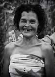 Vervollkommnen Sie Lächeln Lizenzfreies Stockbild