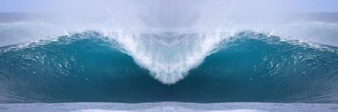 Vervollkommnen Sie Welle Stockbilder