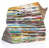Vervormd stekeldagboek Stock Fotografie