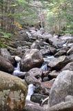 Verwässern Sie die Felsen Stockbild