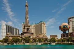 Verwachtingen van Las Vegas Stock Afbeeldingen