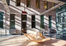 Verwaltungsgebäude Lizenzfreies Stockfoto