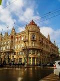 Verwaltungsgebäude in Rostov-On-Don lizenzfreies stockfoto
