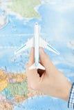 Verwante reizen, toerisme, mededelingen en alle dingen Stock Afbeelding