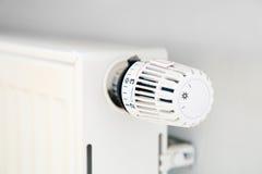 Verwarmende radiator Stock Afbeeldingen