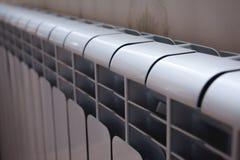Verwarmende radiator Royalty-vrije Stock Foto's