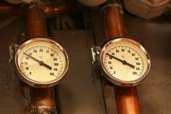 Verwarmingssysteem in het huis royalty-vrije stock fotografie