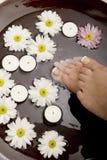 Verwende voeten Stock Afbeelding