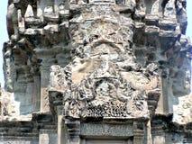 Verwering en erosie van steen stock afbeelding