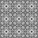 Verwickelter Spitze-Muster-Hintergrund Lizenzfreies Stockbild