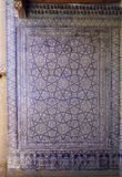 Verwickeltes tilework von Khiva Lizenzfreie Stockfotos