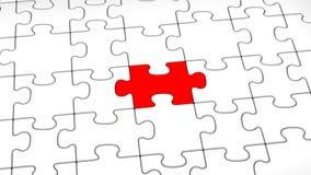 Verwirren Sie Labyrinth zusammen mit rd-Stück in der Mitte vektor abbildung