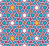 Verwirrtes modernes Muster vektor abbildung