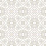 Verwirrtes Muster in der orientalischen Art, nahtlos Stockfoto
