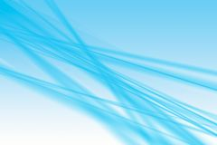 Verwischt, defocus mögen blaue Linien Hintergrund - Illustration stock abbildung