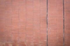 Verwitterte befleckte alte Backsteinmauer Stockfotos