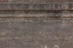 Verwitterte Beschaffenheit des Schmutzes alte Backsteinmauer Stockfotografie