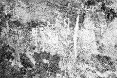 Verwitterter Betonmauerbeschaffenheitshintergrund Beunruhigte Steinoberfläche Stockbilder