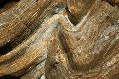 Verwitterter Kalkstein auf der Mittelmeerküste Stockbilder