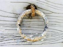 Verwitterter Ring Lizenzfreies Stockbild