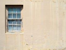 Verwittertes Fenster stockbilder