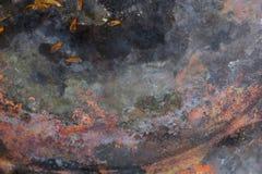 Verwittertes Kupfer Stockbilder