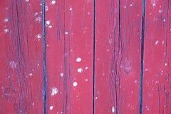 Verwittertes natürliches dunkles rosa hölzernes Muster Stockbilder