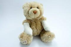 Verwond Ted stock afbeeldingen