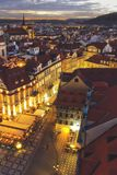 City Pragua in Czech. Very beautiful city in the czech republic Stock Image