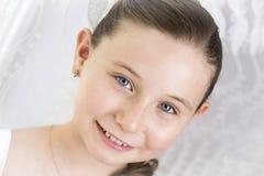 Very beautiful girl Royalty Free Stock Photo