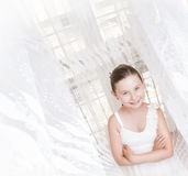 Very beautiful girl Stock Image