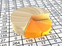 Chart Royalty Free Stock Photos