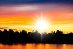 Very Beautiful Landscape Royalty Free Stock Photo