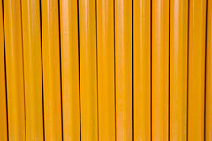 Close view yellow pencils Stock Photo