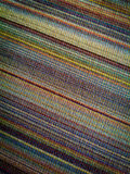 Very Colorful fine synthetics fabric texture background Stock Image