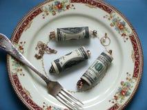 Very dear dish Stock Image