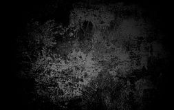 Dirty black grunge texture. Very dirty black grunge texture Royalty Free Stock Images