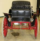 Very Early American Model Antique  Automobile Royalty Free Stock Image