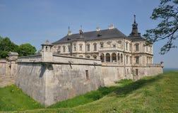 Very Good Castle. In Ukraine Royalty Free Stock Image