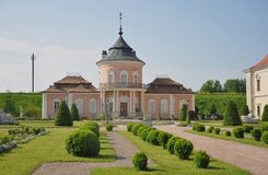 Very Good Castle. In Ukraine Stock Photos