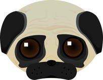 Hey Puppy vector illustration